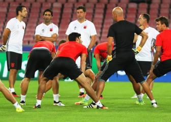 El Nápoles no se fía de un Benfica con muchas bajas