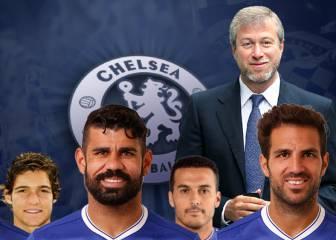 Abramovich tirará de chequera y peligra un español del Chelsea