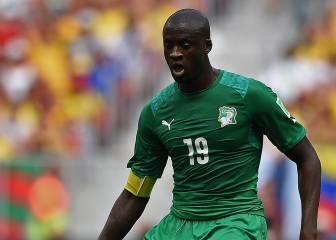 Enfado de Toure con la FIFA por no luchar más contra el racismo