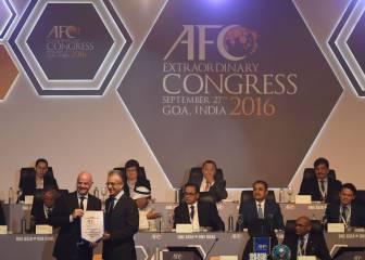 FIFA amplía las sanciones a oficiales de Asia y Africa