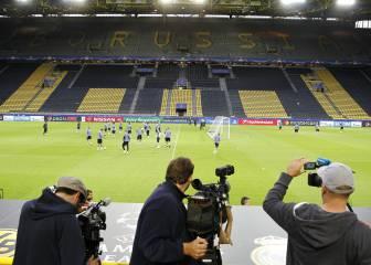 El Dortmund-Madrid, el más mediático de la semana
