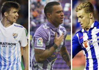 Así les fue la jornada a los jugadores cedidos por el Madrid