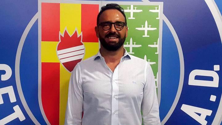 Oficial: Bordalás, nuevo entrenador del Getafe