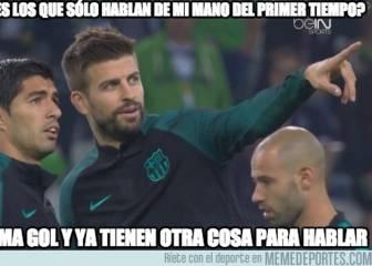Los memes más divertidos del B. MGladbach -Barcelona