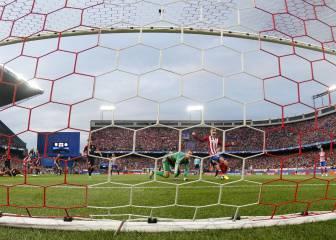El Atlético ha ganado en casa 11 veces de 15 a los alemanes