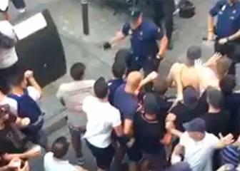 El presidente del Lyon carga contra la Policía española