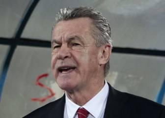 Hitzfeld elogia el papel de Simeone y de paso atiza al Atleti