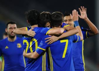 Poloz y Dzhanaev dan el primer punto del Rostov en Champions