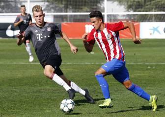 El gol tempranero de Tillman condenó al Atlético