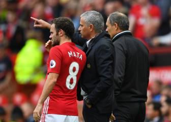 Mourinho explica las razones de por qué necesita a Mata