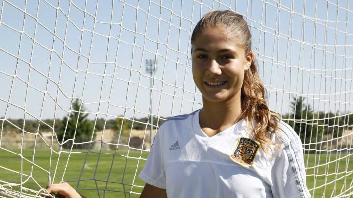 "Laia Aleixandri: ""Este Mundial me pone el corazón a mil"""
