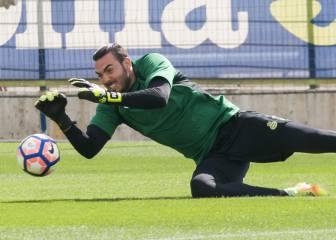 Roberto desmiente que quiera abandonar el Espanyol