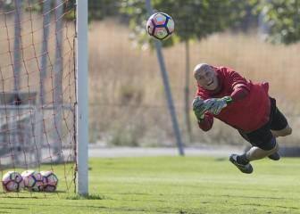 Nauzet y Fausto, altas para el partido contra Las Palmas