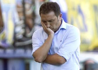 Encrucijada para Eusebio en el lateral izquierdo ante el Betis