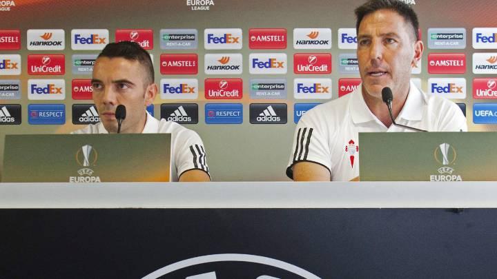 """Berizzo: """"Con nuestro fútbol podemos ganar a cualquier rival"""""""