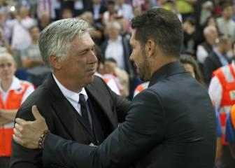 Primera victoria de Simeone sobre Ancelotti en Champions