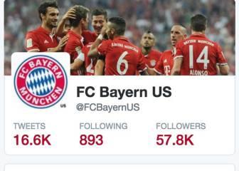 Twitter recomienda al Bayern seguir al Cholo Simeone