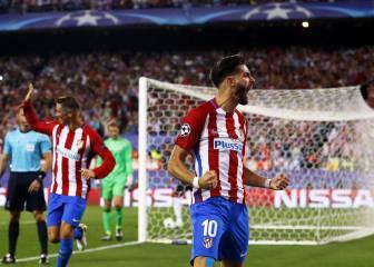 El Atlético pretende subir la cláusula de Carrasco