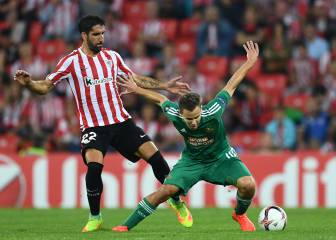 Athletic 1 - 0 Rapid de Viena: resumen, resultado y gol