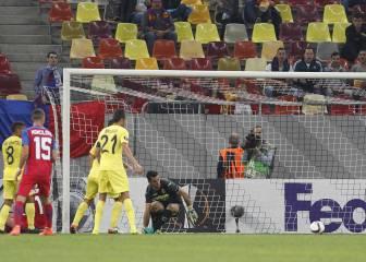 Andrés frena al Villarreal