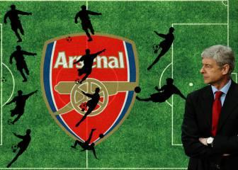 El 11 ideal de Wenger en sus 20 años en el Arsenal