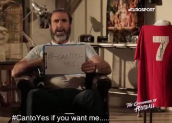 Las promesas de Cantona si le dejan ser seleccionador inglés