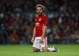 Mata hits out over Mourinho