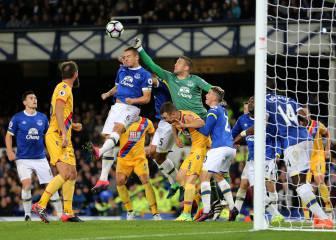 El Everton empata en casa tras una racha de cuatro victorias
