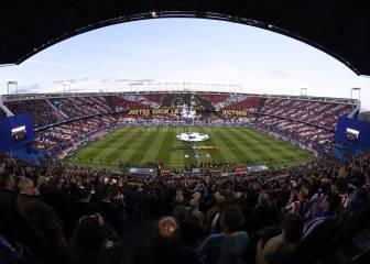 Habrá fiesta en el Vicente Calderón por sus 50 años