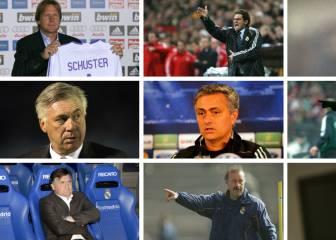 ¿Qué fue de los técnicos del Madrid de los últimos 25 años?