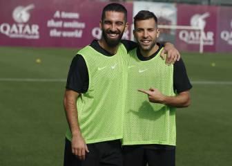 El Barcelona vuelve al trabajo pensando en el Celta