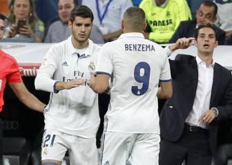 La afición pondría a Morata y a la pareja Pepe-Varane