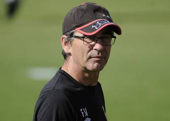 Vázquez: 'El equipo está mentalmente sobresaliente'