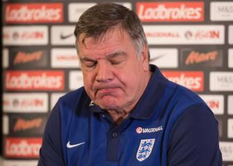 La Federación Inglesa amenaza a Allardyce con inhabilitarle