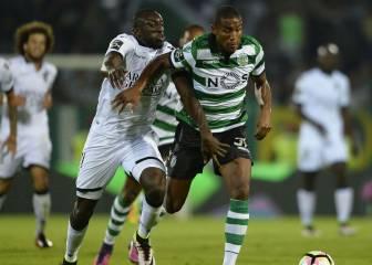 El Sporting desperdicia un 0-3 y empata en Guimaraes