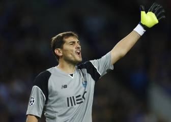 Casillas se hace más grande: iguala a Zubi con 1.020 partidos