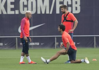 Todos menos Umtiti y Messi en la sesión: rotaciones para Vigo