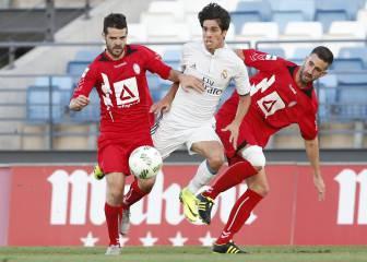 El Rayo Majadahonda fulminó al Castilla en Valdebebas (0-1)