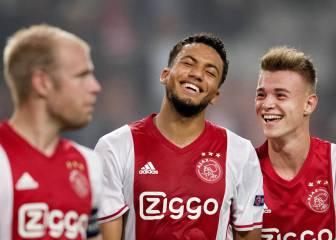 El Ajax remonta ante el Utrecht