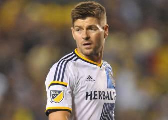 Gerrard estudia dejar LA Galaxy y regresar a la Premier League