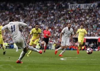 El Madrid marca un gol cada 3,5 remates a puerta, como el Eibar