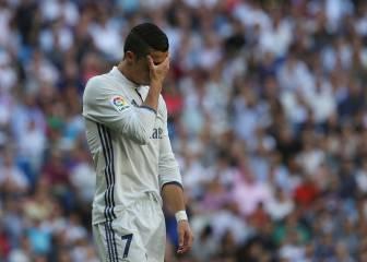 El Madrid se abandona