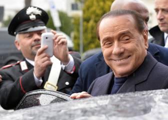 Silvio Berlusconi, ingresado por una