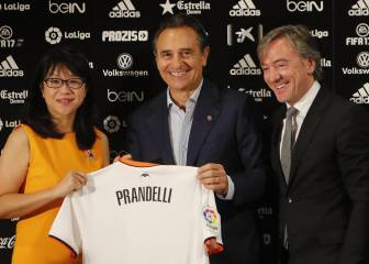 Prandelli, presentado: