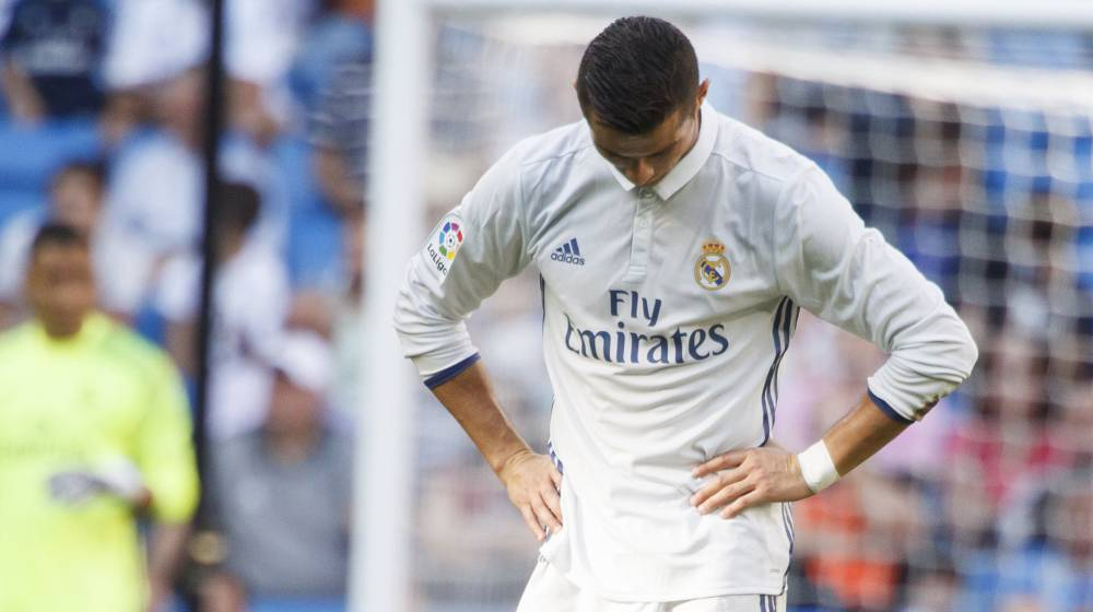 Real Madrid goleó al Eibar por 4-0 — Liga Española