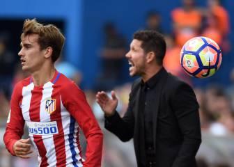 Los 5 nombres propios de la racha del Atlético de Madrid...