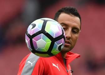 Cazorla no renueva y la prensa inglesa ya le coloca en el Atleti