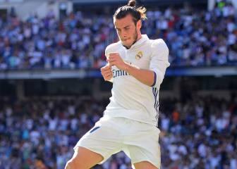 Gareth Bale es lo único de la BBC que está funcionando