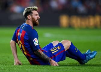 Un mandatario argentino atiza a Messi: