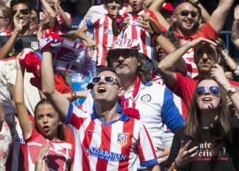 El Atlético alcanza la cifra récord de 90.000 socios